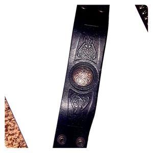 Genuine leather Lee River Bracelet